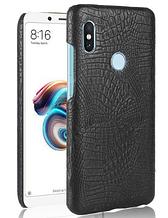 Стильный чехол бампер для Xiaomi Redmi note 5 черный