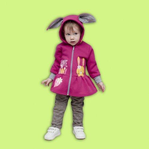 Теплая Куртка для девочек