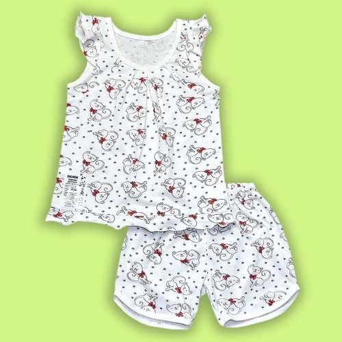 Летняя пижама для девочки