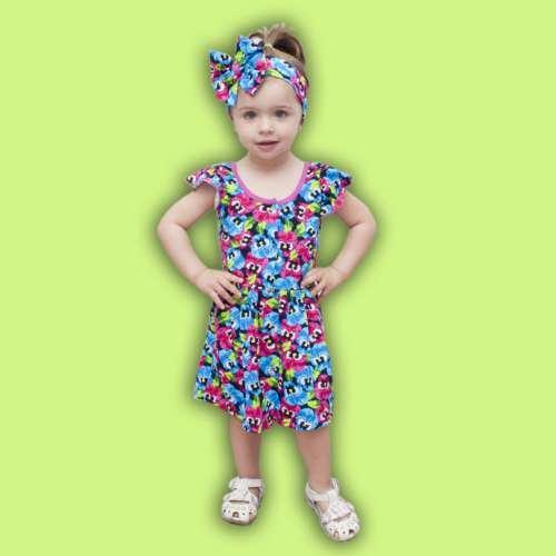 Комплект для девочки летний сарафан, фото 1