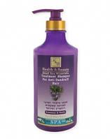 Health and Beauty Шампунь для волос от перхоти Крапива и розмарин  780мл