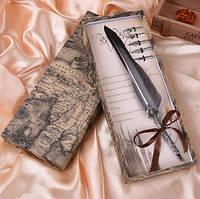 Ручка Перо для каллиграфии винтажный набор
