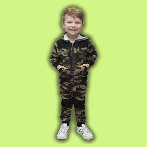 Костюм для Мальчика «Милитари»
