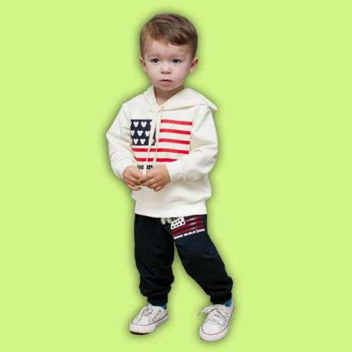Костюм для мальчика «Флаг»
