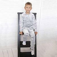 Пушистая пижама для мальчика