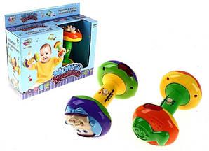 Погремушка Play Smart Малыш Крепыш (7186R)