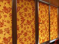 Жалюзи- горизонтальные, вертикальные, роль-шторы.