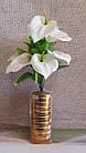 Букет каллы на 9 голов (16 шт/уп) Цветы искусственные оптом, фото 2