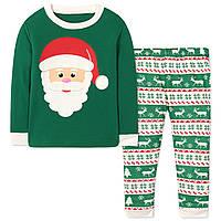 Пижама Санта Клаус Wibbly pigbaby