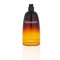 ТЕСТЕР Christian Dior Fahrenheit 100 мл реплика Мужская парфюмерия