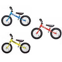 Детский беговел Yedoo FIFTY A [3 цвета] (Велобег Едо, велосипеды без педалей)