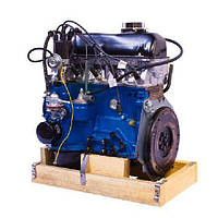 Двигатель в сборе 2106 карбюраторный 1,5