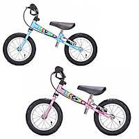 Детский беговел Yedoo TOO TOO B [2 цвета] (Велобег Едо, велосипеды без педалей)