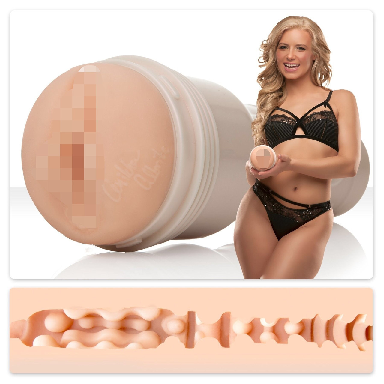 Мастурбатор Fleshlight Girls: Anikka Albrite Goddess (SIGNATURE COLLECTION)
