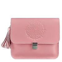 eb398157c2ae Бохо-сумка BlankNote «Лилу» розовый персик bn-bag-3-pink
