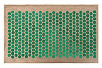 Коврик массажный Onhillsport Аппликатор Кузнецова Lounge Maxi 80 x 50 см LS-1000-2 Green, фото 1
