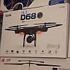 Квадрокоптер D68 HD съёмка, фото 4