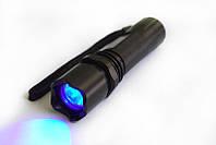 Лампа ультрафиолетовая для обнаружения утечек в системе кондиционирования автомобиля + защитные очки