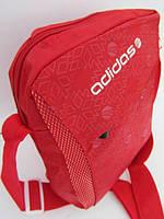 Красная сумочка ADIDAS