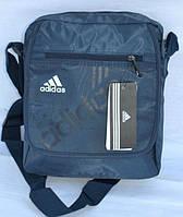 Сумка через плечо adidas синяя