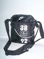 Черная сумочка NIKE Т92