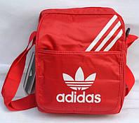 Сумка на плечо  Adidas красная