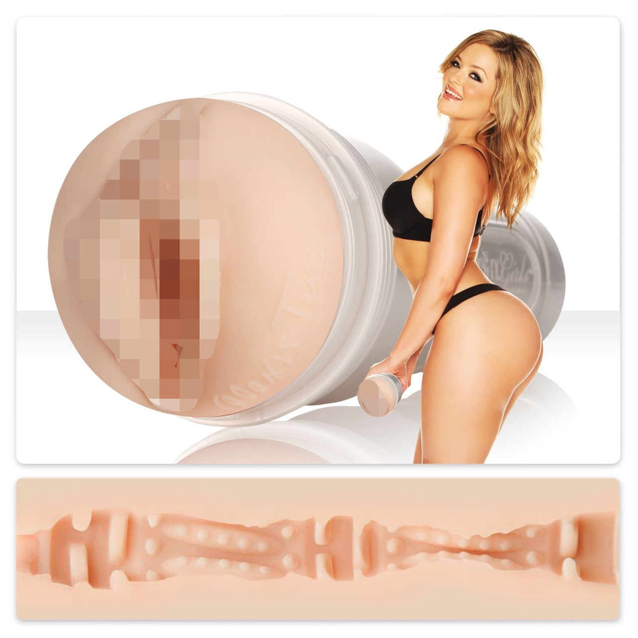 Мастурбатор Fleshlight Girls: Alexis Texas Outlaw (Signature Collection)