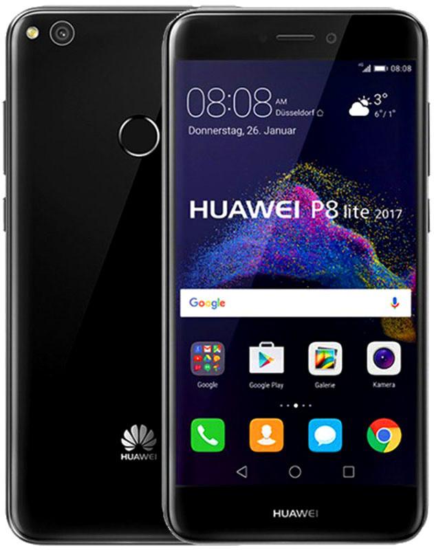 Смартфон Huawei P8 Lite 3/16Gb Black 4G