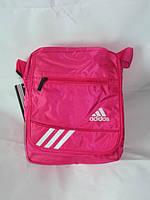 Сумка спортивная розовая Adidas