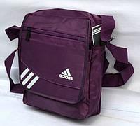Сиреневая сумка Adidas
