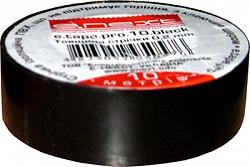 Изолента черная ПВХ (20м), E.Next
