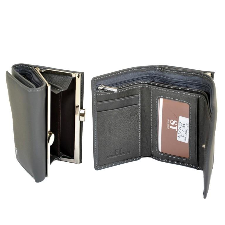 eb82e3ce616c Кошелек SERGIO TORRETTI W11 grey, цена 260 грн., купить в Киеве — Prom.ua  (ID#862716333)