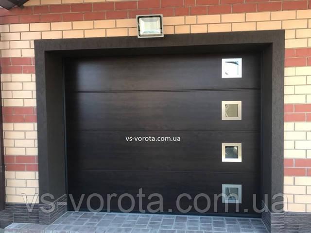 Секционные ворота Wisniowski Hormann Ryterna Gant Doorhan Киев