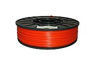 Нить ABS (АБС) пластик для 3D принтера, 1.75 мм, красный