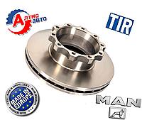 Тормозной диск MAN задний мост (430*45MM)