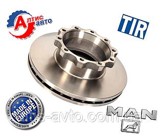 Гальмівний диск MAN задній міст (430*45MM)