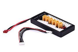 Плата параллельной зарядки Tarot на 6-портов XT60 (TL2716)