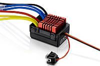 Регулятор коллекторный HOBBYWING QUICRUN WP-860-DUAL 60A для автомоделей, фото 1