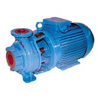 Консольный насосный агрегат КМ 65-50-160 с двигателем 5,5 кВт 2900 об.мин Україна КМ 65-50-160 с двигателем 5,5 кВт 2900 об.мин