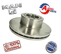 Тормозной диск Man передний мост (432x45мм)