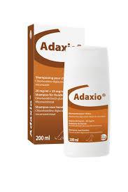 Шампунь з хлоргексидином і миконазолом для собак 200 мл Адаксио (Adaxio) Ceva