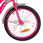 Детский велосипед Formula Flower 20 дюймов розовый, фото 5