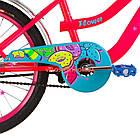 Детский велосипед Formula Flower 20 дюймов розовый, фото 3