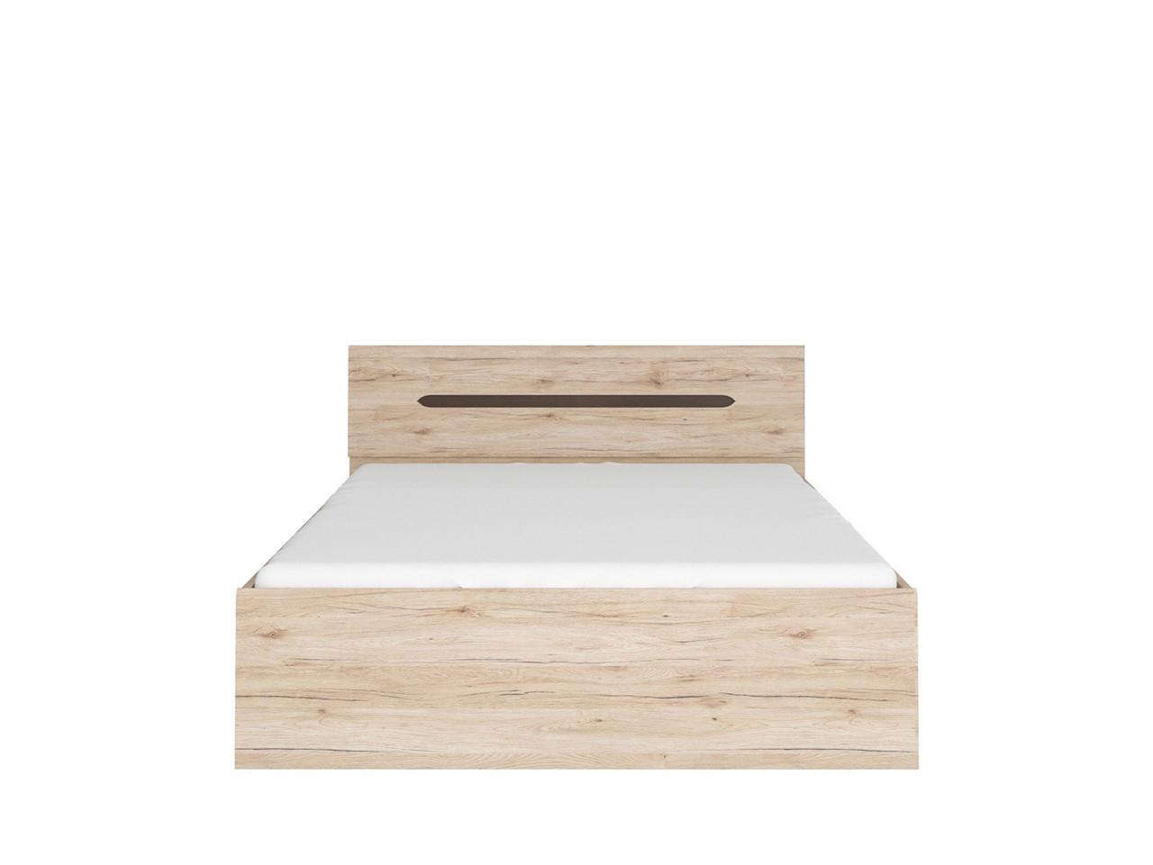 Кровать Elpasso LOZ/160 (BRW)