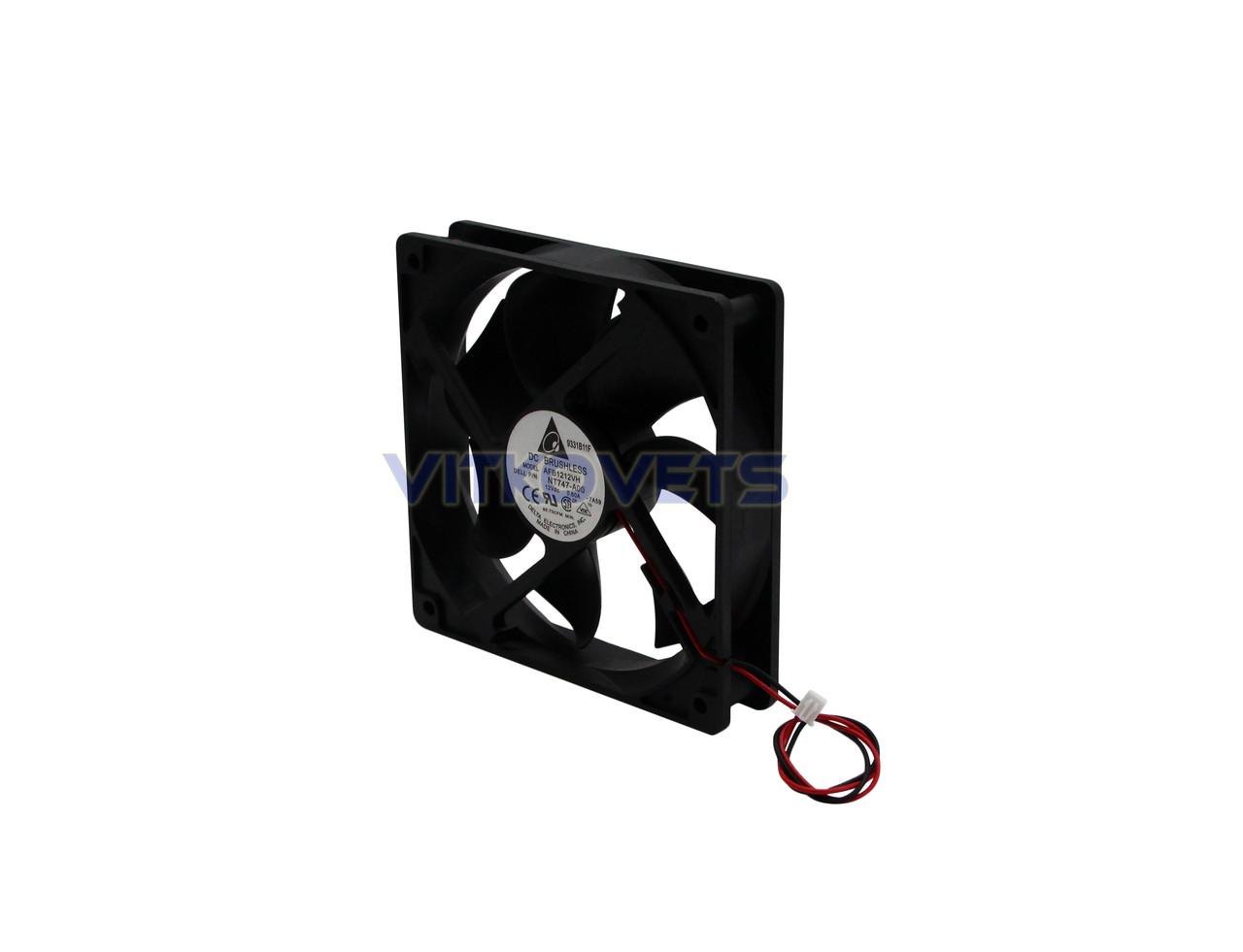 Вентилятор (кулер) 120х120, 12V, 0.60A