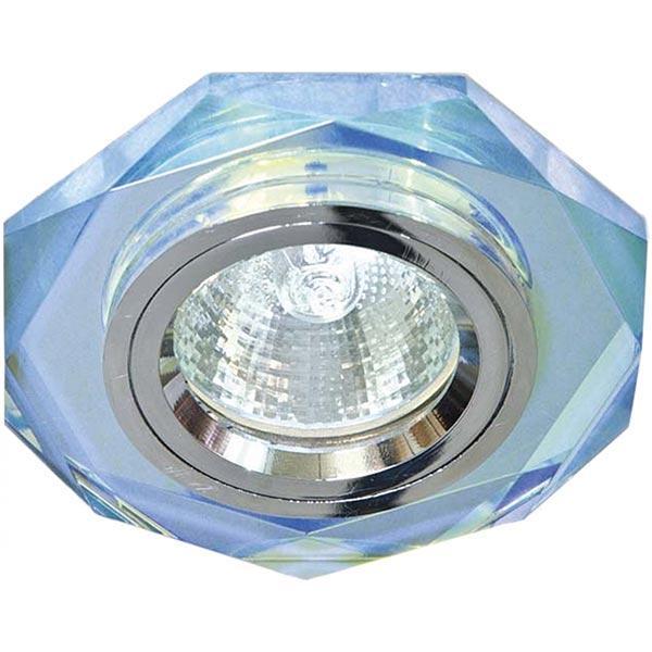 Точечный встраиваемый светильник Feron 8020-2 7-мультиколор