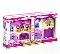 Детский игровой набор Дом с мебелью и фигурками Dream House Kronos Toys 8116-1 (tsi_58692)