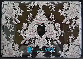 Пластиковый Чехол-накладка для Apple MacBook Air 13 (325*227мм) (Белые розы)