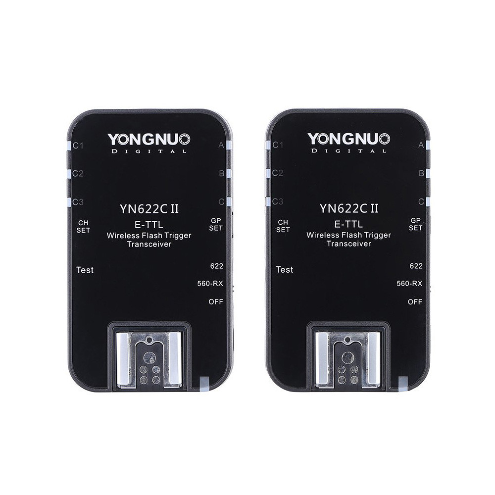 Радиосинхронизатор Yongnuo YN-622C II KIT для Canon