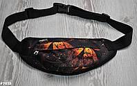 Поясная сумка Бананка Wions Flame. Материал: плотная, водоустойчивая ткань Oxford 600D